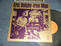 Photo1: ERIC DOLPHY エリック・ドルフィー - IRON MAN (MINT-/MINT-) / 1973 JAPAN ORIGINAL Used LP