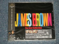 """Photo1: JAMES BROWN ジェームス・ブラウン - THE BEST COLLECTION (SEALED) / 2002 JAPAN """"BRAND NEW SEALED"""" CD"""