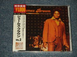 """Photo1: JAMES BROWN ジェームス・ブラウン - VOL.2 THE BEST 1000 : GOODFATHER OF SOUL  (SEALED) / 2007 JAPAN """"BRAND NEW SEALED"""" CD"""