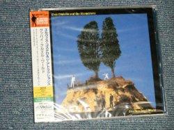 "Photo1: ELVIS COSTELLO AND THE ATTLACTIONS エルヴィス・コステロ  -  GOODBYE CRUEL WORLD グッドバイ・クルエル・ワールド (SEALED) / 2004 JAPAN ORIGINAL ""BRAND NEWSEALED""  2-CD with OBI"