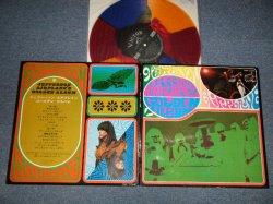 "Photo1: JEFFERSON AIRPLANE ジェファーソン・エアプレイン - GOLDEN ALBUM ゴールデン・アルバム (Ex+++/MINT-)/ 1968 JAPAN ORIGINAL ""COLOR MARBLE WAX/VINYL"" Used LP"