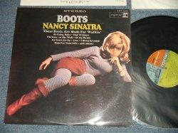 Photo1: NANCY SINATRA ナンシー・シナトラ -  BOOTS にくい貴方 (MINT-/Ex+++ Looks:MINT-) / 1966 JAPAN ORIGINAL Used LP