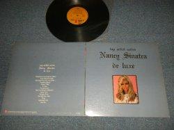 Photo1: NANCY SINATRA ナンシー・シナトラ - DE LUXE : TOP ARTIST SERIES デラックス (Ex+/Ex++) / 1975 JAPAN ORIGINAL Used LP
