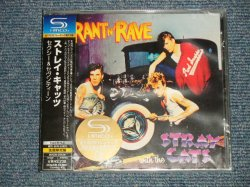"""Photo1: STRAY CATS ストレイ・キャッツ -  RANT N' RAVE セクシー&セヴンティーン (Sealed)  / 2008 Released Version JAPAN """"Brand New Sealed"""" CD with OBI"""