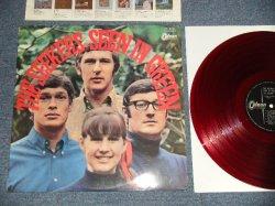 "Photo1: THE SEEKESR シーカーズ - SEEN IN GREEN 朝日のかなたに (MINT-/MINT) / 1967 JAPAN ORIGINAL ""RED WAX Vinyl"" Used LP"