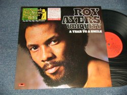"Photo1: ROY AYERS UBIQUITY ロイ・エアーズ  - A TEAR TO A SMILE (NEW) / 1993 JAPAN Limited REISSUE ""BRAND NEW""  LP"