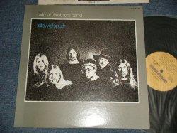 Photo1: ALLMAN BROTHERS BAND オールマン・ブラザーズ・バンド - IDOL WILD SOUTH  (Ex+++/MINT-) /1975 Version JAPAN REISSUE Used LP