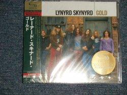 "Photo1: LYNYRD SKYNYRD レーナード・スキナード - GOLD (SEALED) / 2008 JAPAN ""BRAND NEW SEALED"" 2-CD"