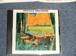Photo1: NEVILLE BROTHERS ネヴィル・ブラザーズ - FIRE ON THE BAYOU (MINT-/MINT)/1987 JAPAN ORIGINAL Used CD