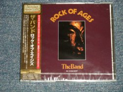 "Photo1: ザ・バンド THE BAND - ROCK OF AGES (SEALED) / 2001 JAPAN ""BRAND NEW SEALED"" 2-CD  With Obi"