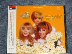 """Photo1: The PARIS SISTERS パリス・シスターズ - SING EVERYTHING UNDER THE SUN シング・エヴリシング・アンダー・ザ・サン (SEALED) / 2004 IMPORT + JAPAN 輸入盤国内仕様  """"BRAND NEW SEALED"""" CD With OBI"""