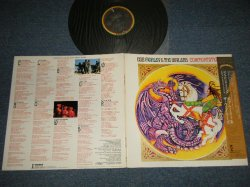 Photo1: BOB MARLEY & THE WAILERS ボブ・マーリィ - CONFRONTATION (MINT-/MINT)  / 1983 Version JAPAN Used LP With Obi-Liner